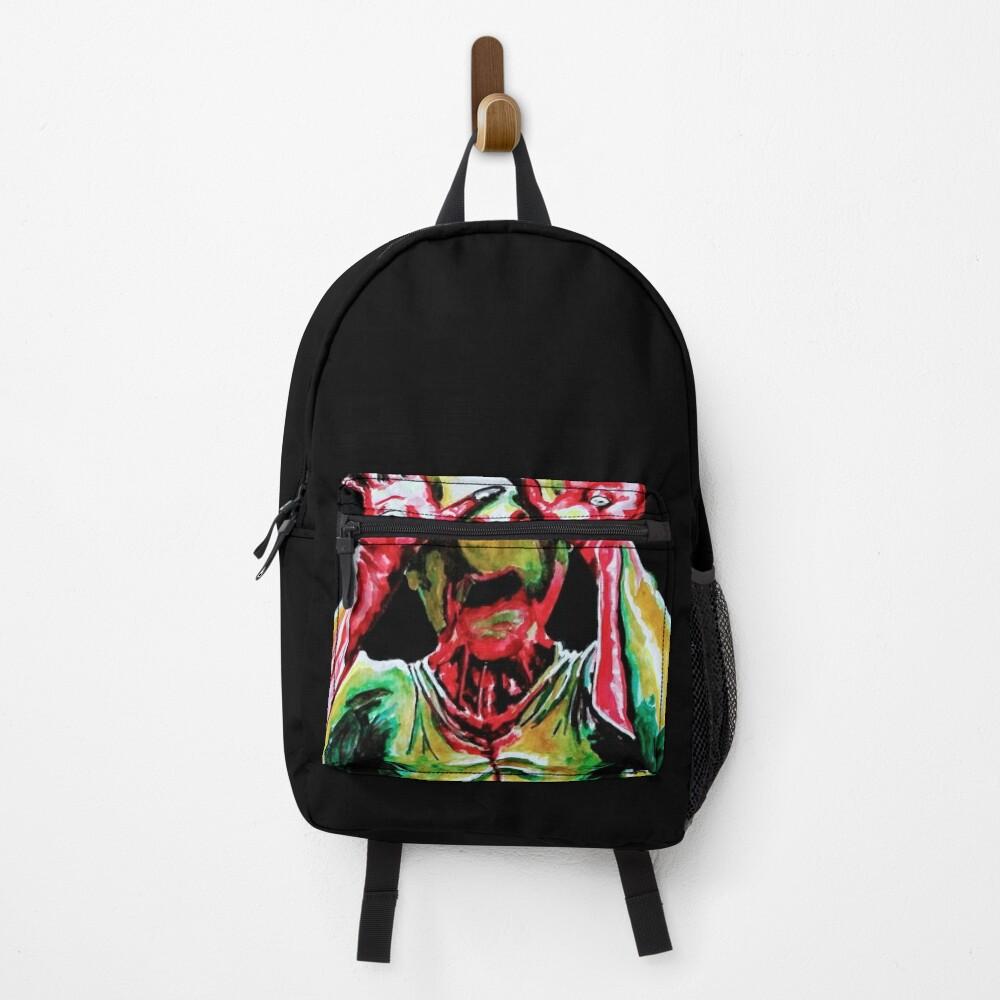 "Pan's Labyrinth ""The Pale Man"" portrait (original) Backpack"