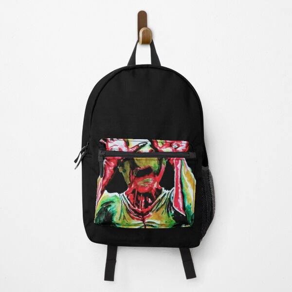 "Pan's Labyrinth ""The Pale Man"" portrait (original) Backpack"