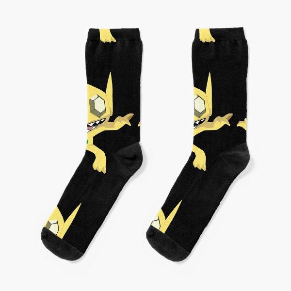 the shiny darkness monster  Socks