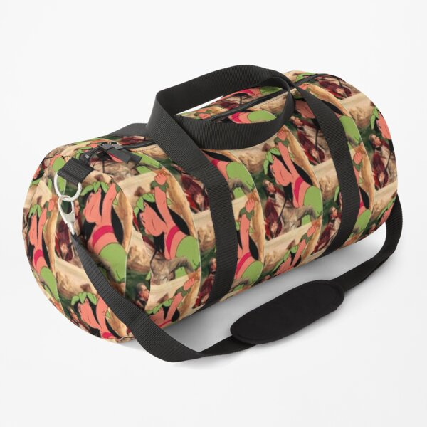 Lilo, wooping captain cook Duffle Bag