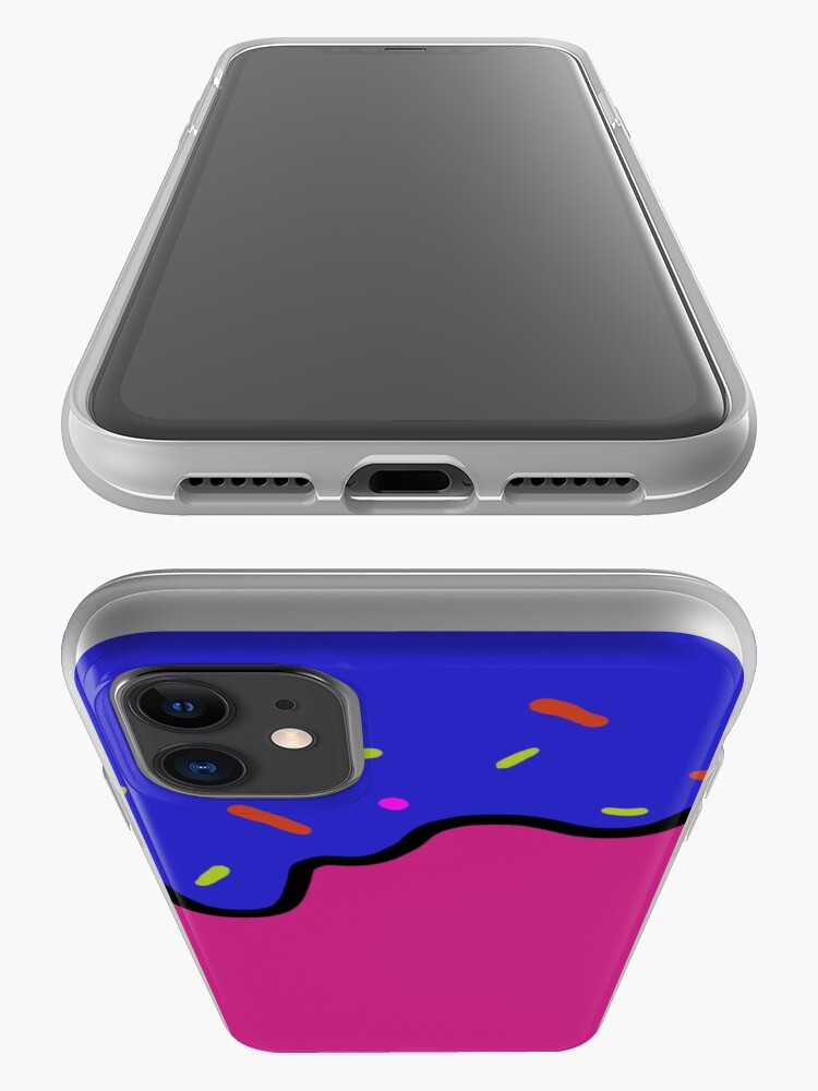 Alternate view of Yummy Yummy iPhone Case & Cover