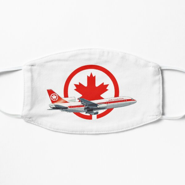 Air Canada Tristar  Lockheed  Mask