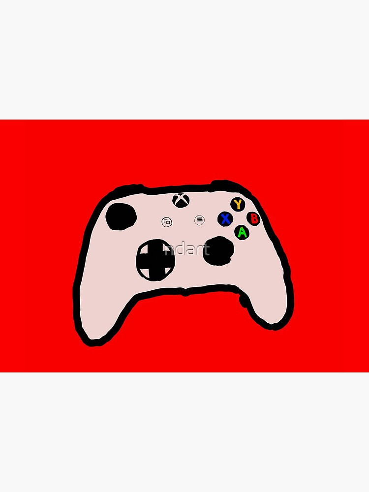 Xbox Controller by ndart