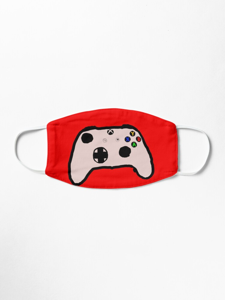 Alternate view of Xbox Controller Mask