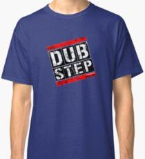 Dubstep Graffiti Classic T-Shirt