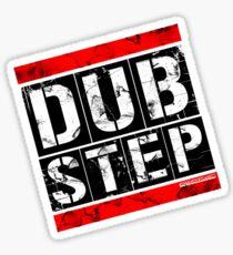 Dubstep Graffiti Sticker
