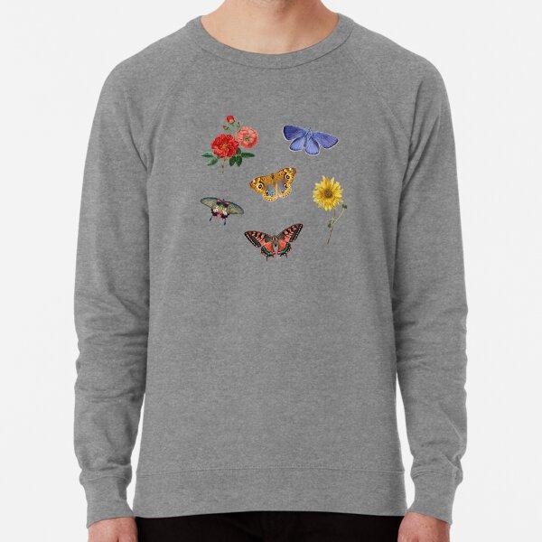 Summertime Sticker Set Lightweight Sweatshirt