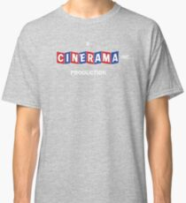 A CINERAMA PRODUCTION! Classic T-Shirt