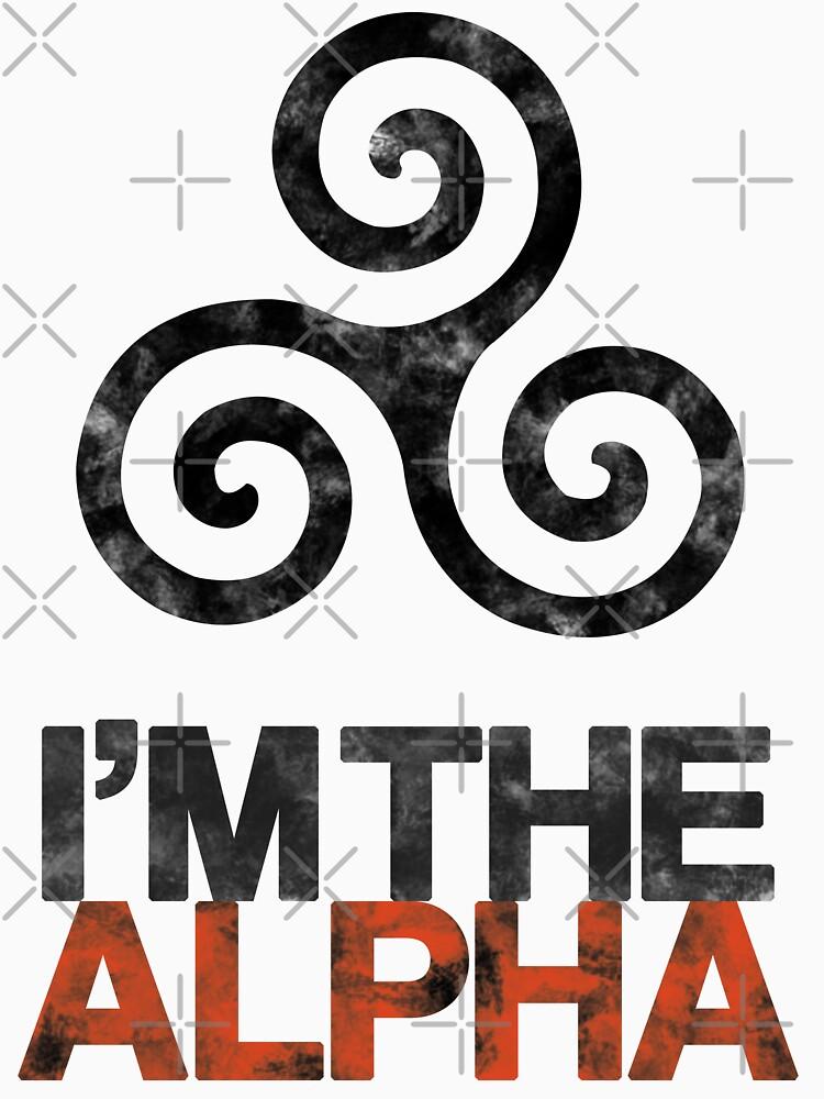I'M THE ALPHA | Unisex T-Shirt
