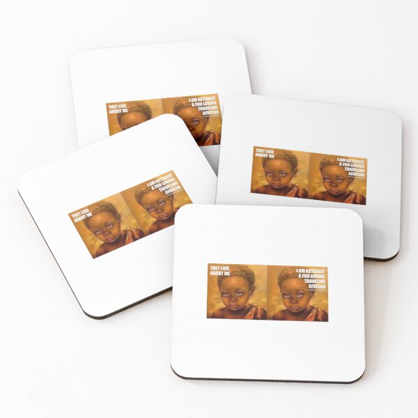 Loving Traveling Coasters (Set of 4)