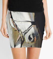 Horse beautiful  Mini Skirt