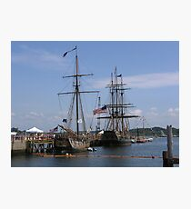 The Providence and the Bounty Photographic Print