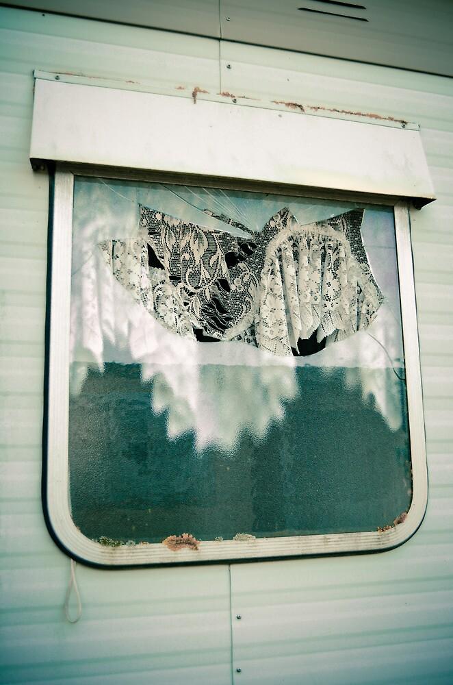 Twitching Nets by Josephine Pugh