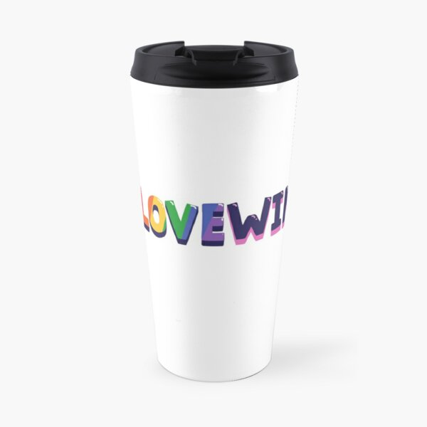 #lovewins  Travel Mug