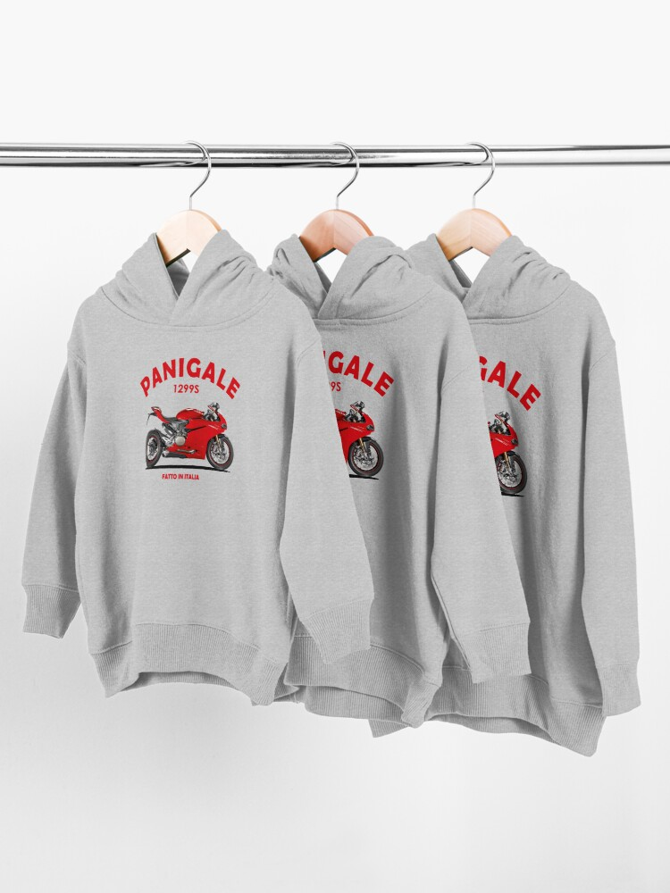 Alternate view of The 1299 Panigale S Toddler Pullover Hoodie