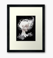 In the House of Flies Framed Print