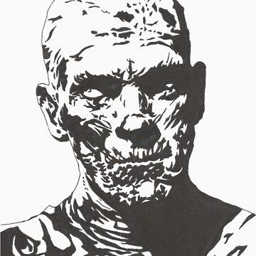 The Mummy by greenlong87