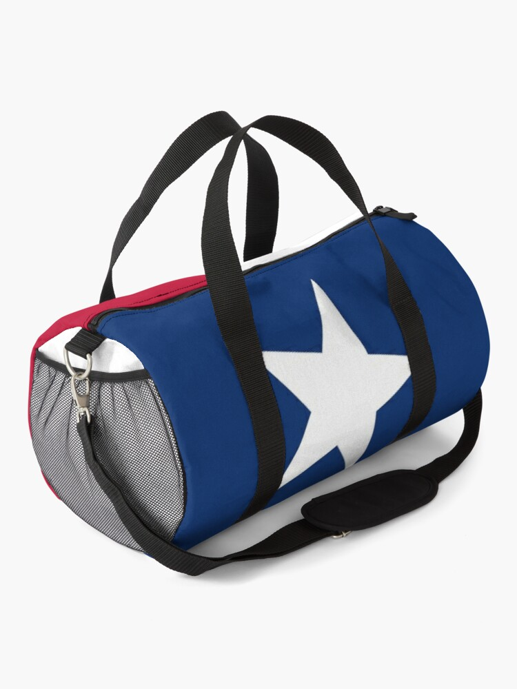 Alternate view of Show off your colors - Texas Duffle Bag
