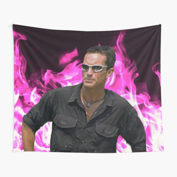 Jeff Probst Tapestry