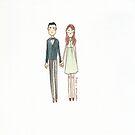 Lizzie Bennet Diaries - Dizzie by MartinaC