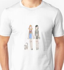 Lizzie Bennet Diaries - Kitty, Lydia, Mary T-Shirt