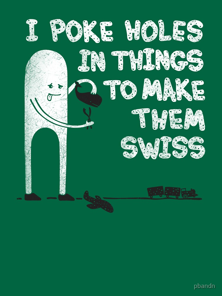 Making Swiss Happen | Unisex T-Shirt