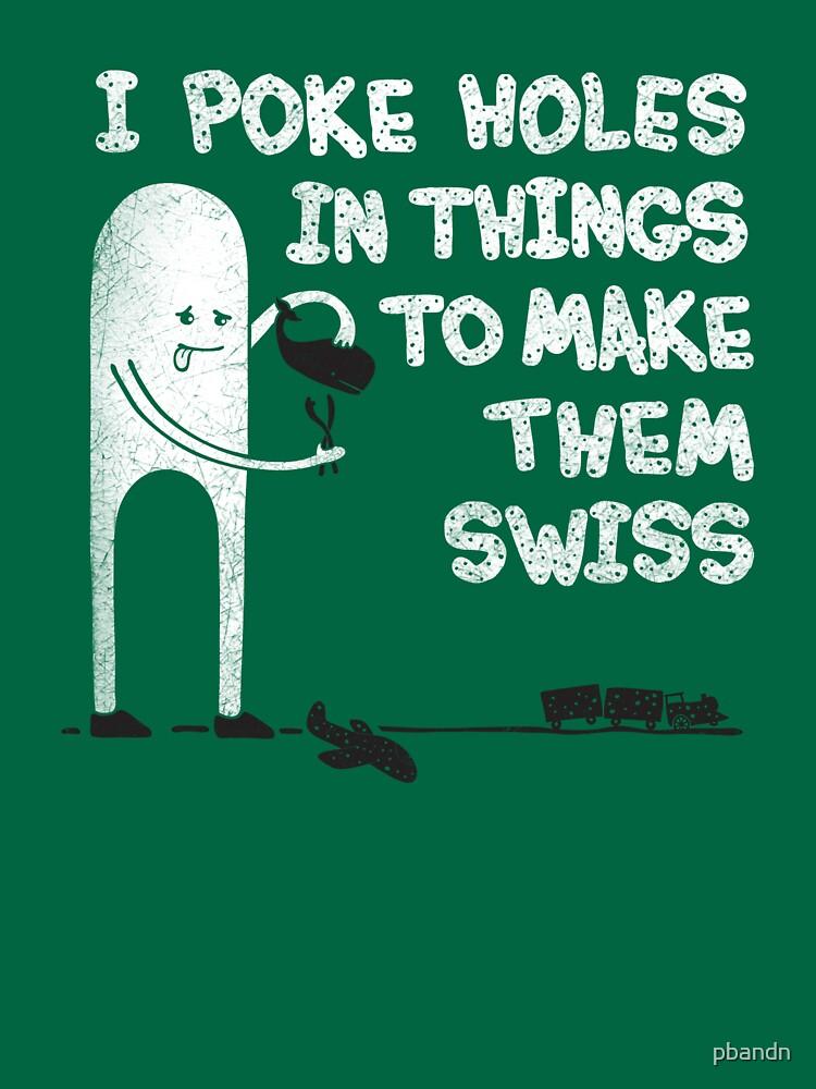 Making Swiss Happen | Unisex T-Shirt