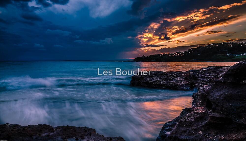 Movement by Les Boucher
