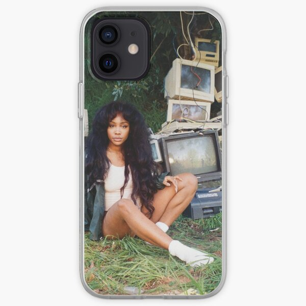 SZA Poster - iPhone Soft Case