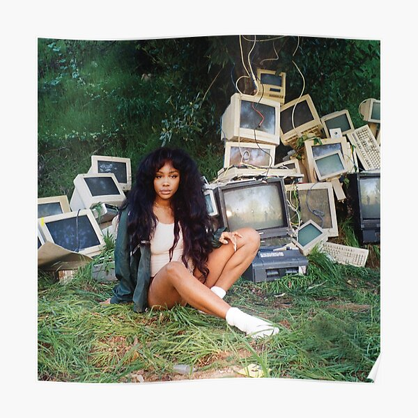 SZA Poster - Poster