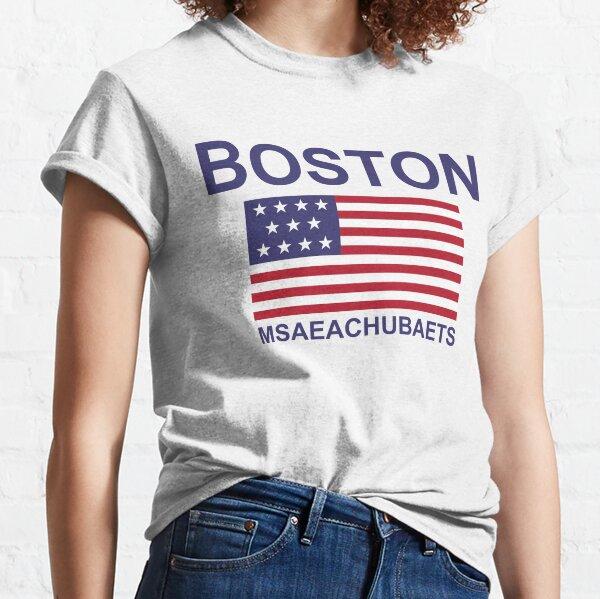 BOSTON MSAEACHUBAETS Classic T-Shirt