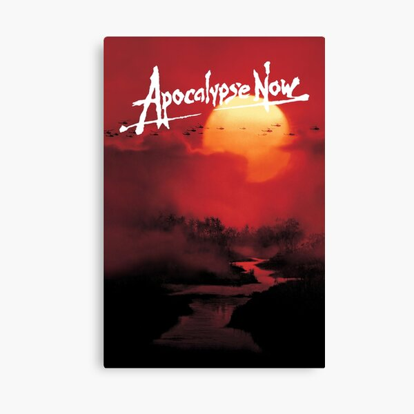 Apocalypse Now (HQ) Canvas Print