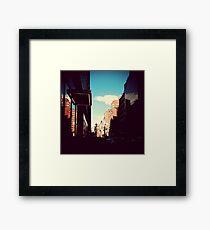 Vintage NYC Framed Print