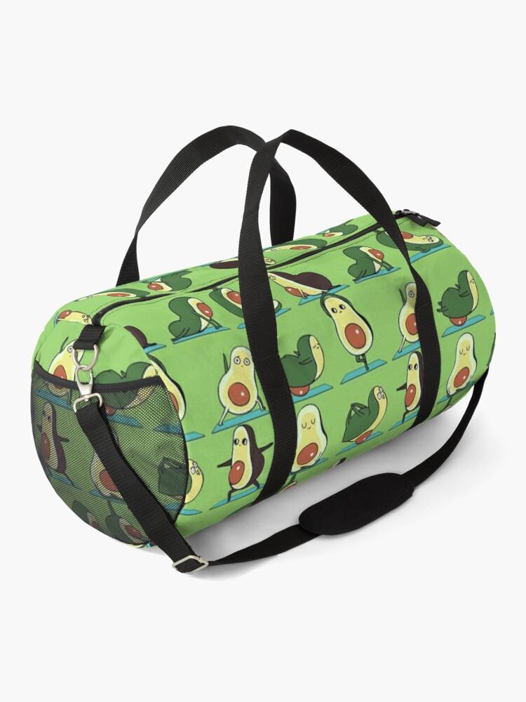 Alternate view of Avocado Yoga Duffle Bag