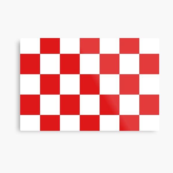 Show off your colors - Croatia Metal Print