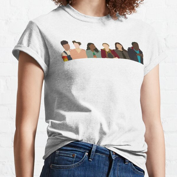 It's Just A Stupid Bus Classic T-Shirt