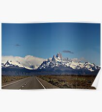 Last Road to Fitz Roy Poster
