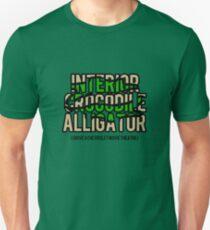 Interior Crocodile Alligator T-Shirt