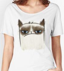 Grumpy Cat Women's Relaxed Fit T-Shirt