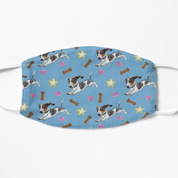 Super Cute Dachshund Pattern Mask
