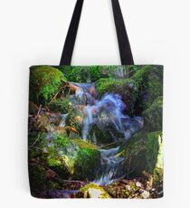 MountainSide Trickle Tote Bag