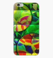 Fusion Color Circles No. 1  iPhone Case