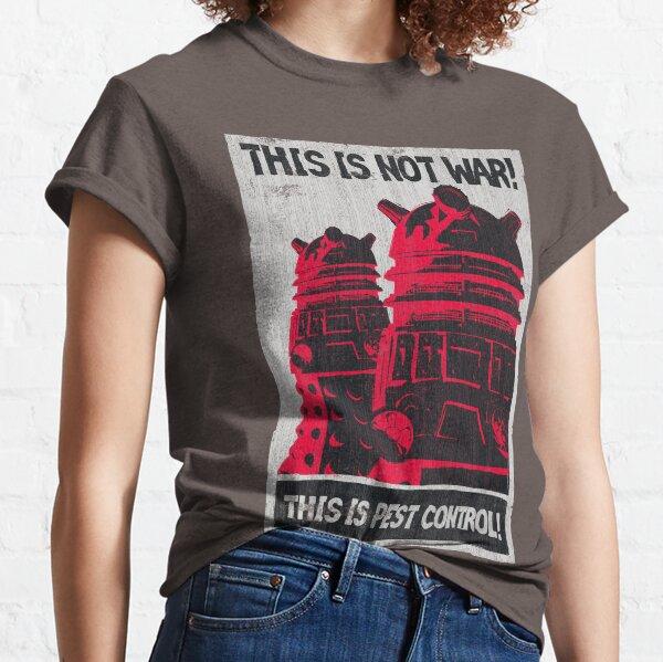 Planetary Pest Control Classic T-Shirt