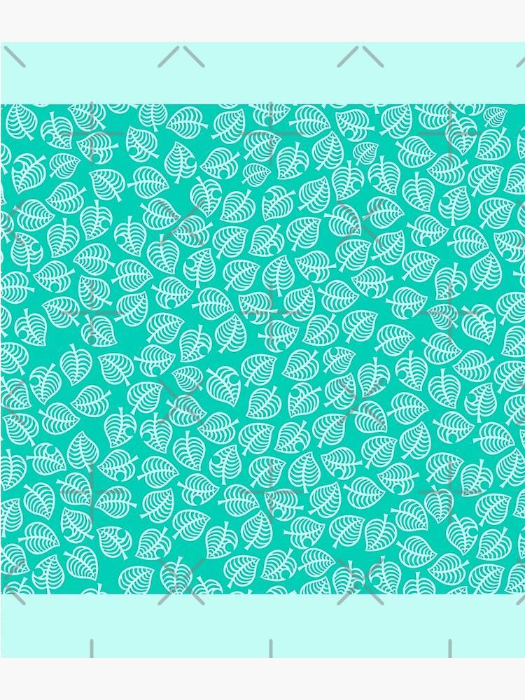 Nook Leaf Blue by KittyMuffinzz