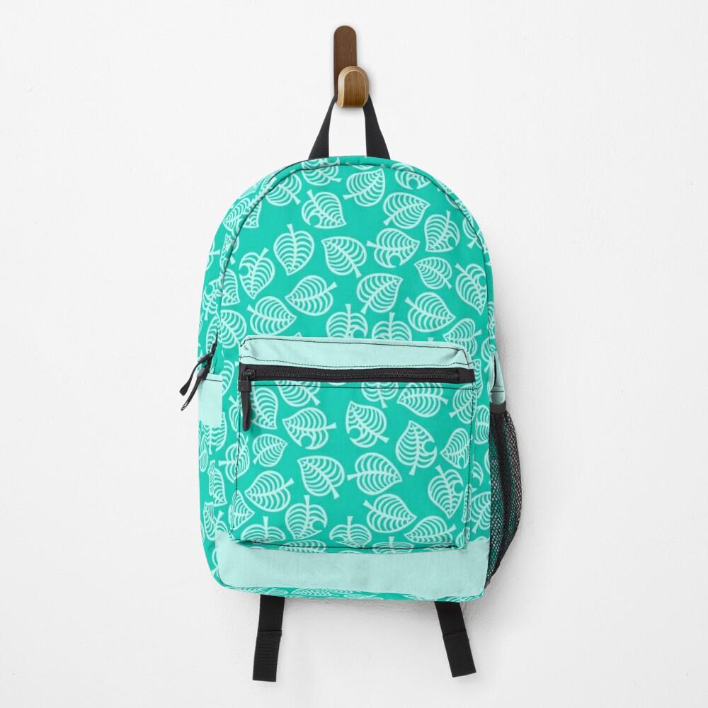 Nook Leaf Blue Backpack