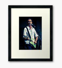 Chris Russell Framed Print