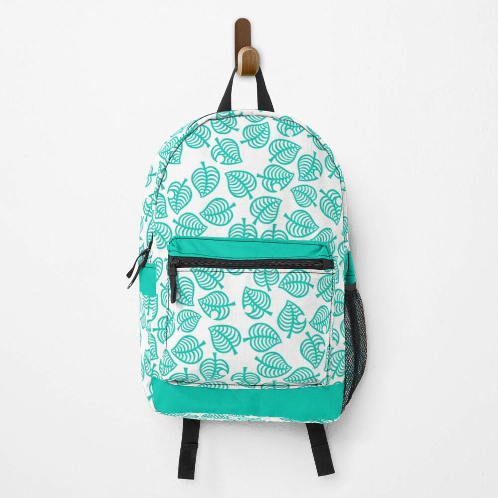 Nook Leaf White Backpack