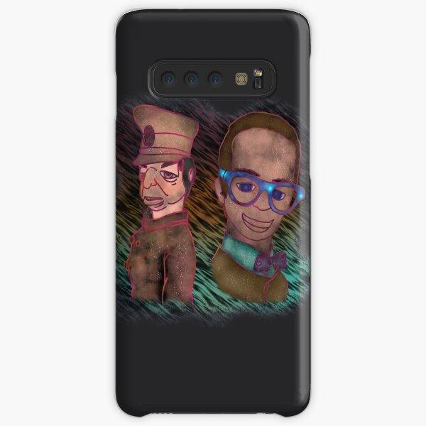 Brains and Parker - Thunderbirds Samsung Galaxy Snap Case