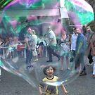 Happy Bubble  by Aleksandar Topalovic