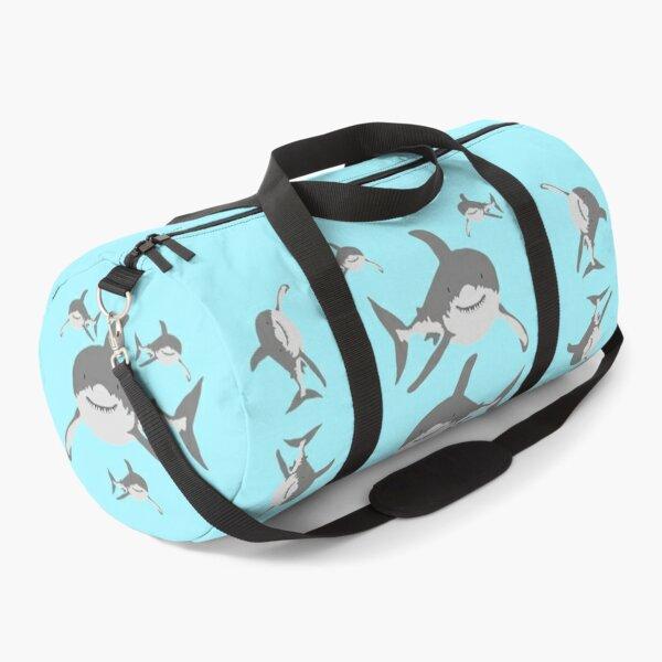 Shark Duffle Bag